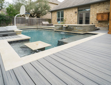 Circle C Ranch Deck & Pool (Trex)