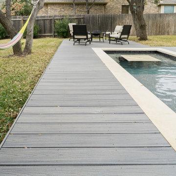Circle C Ranch Deck & Pool (Trex)