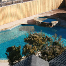 Eclectic Pool by Classic Pools, Inc