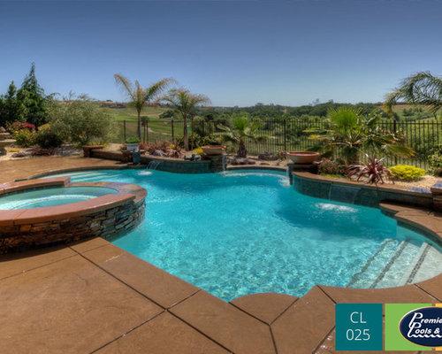 Classic swimming pool designs for Classic pool designs