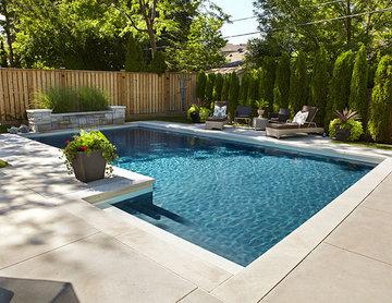 Clean Cut- Custom Concrete Pool