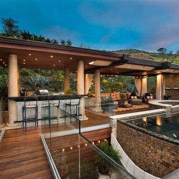 CLIENT PROJECT | La Jolla California Luxury Home Terrace