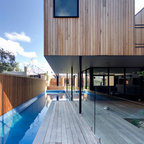 Crescent Beach Modern Pool Vancouver By Campos