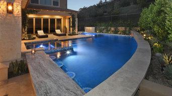 Coastal Pool - Spa & California Room