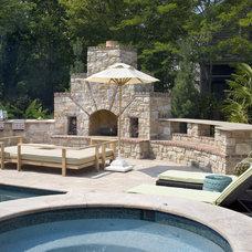 Pool by Dewson Construction Company