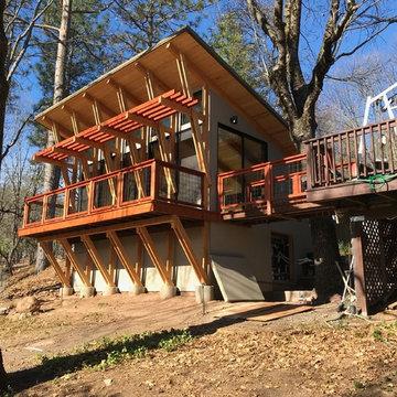 Cobb Mountain Pool House