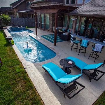 Cocktail Pool- Cypress, TX