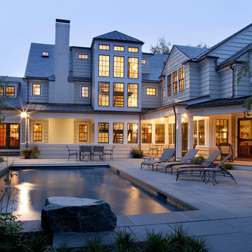 Colonial Addition Dusk