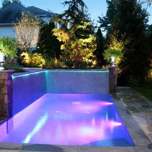 Led Rope Light Pool Ideas Photos Houzz