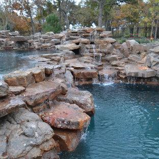 Colorado Inspired Dual Pool Vanishing Edge
