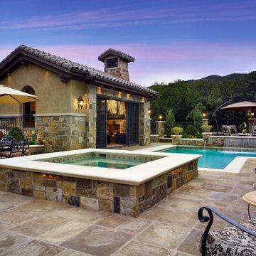 Colorado Tuscan House and Pool