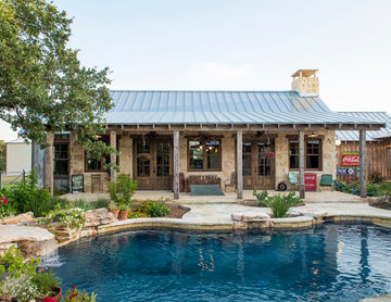Comal County Ranch House