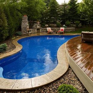Compact Backyard Pool | Swimming Pools