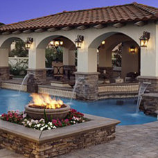 Mediterranean Pool by Belman Living LLC