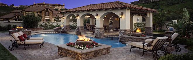 Mediterranean Pool by Belman Living LLC
