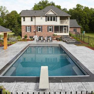 Concrete pool/spa Tillsonburg