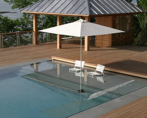 Best Shallow Pool Lounge Area Design Ideas Amp Remodel