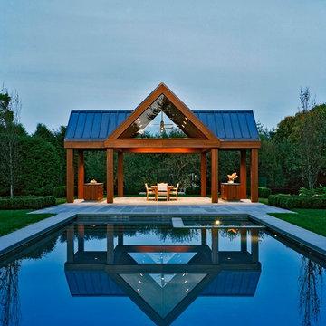 Connecticut Pool Pavilion