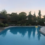 Gib San Pools Ltd Modern Pool Toronto By Gib