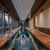 Step Inside a Luxurious Pool House and Spa