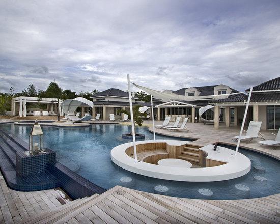 swimming pool tile | houzz