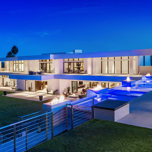 Contemporary Roof Top Pool