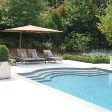 Traditional Pool by R.J. Stewart Inc, Fine Home Building & Renovations