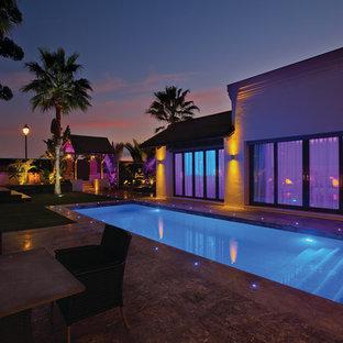 Pool Deck Lighting Houzz