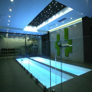 Gym Reception Area   Houzz