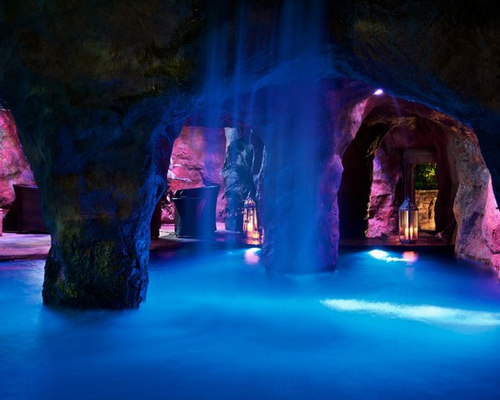 Cool Pools With Waterfalls