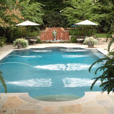 Mediterranean Pool by Statile & Todd