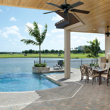 Tropical Pool by Arthur Rutenberg Homes