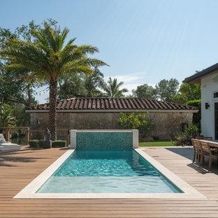 75 Most Popular Mediterranean Pool Design Ideas For 2019