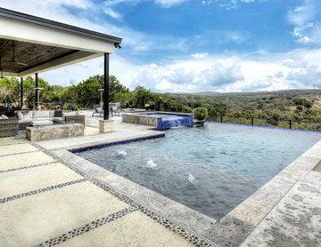 Cordillera Ranch Infinity Pool