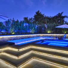 Traditional Pool by Spinnaker Development
