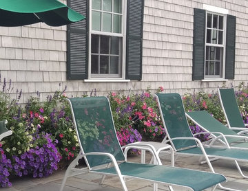 Cotuit Garden renovation and planting