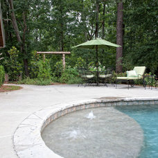 Craftsman Pool by Classic Landscapes, Inc.