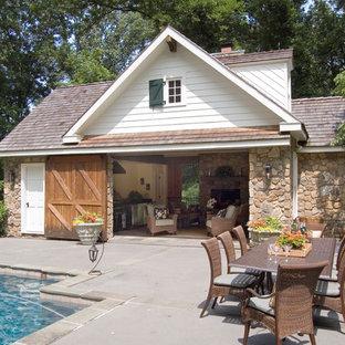 Country Poolhouse Wayne, Pennsylvania