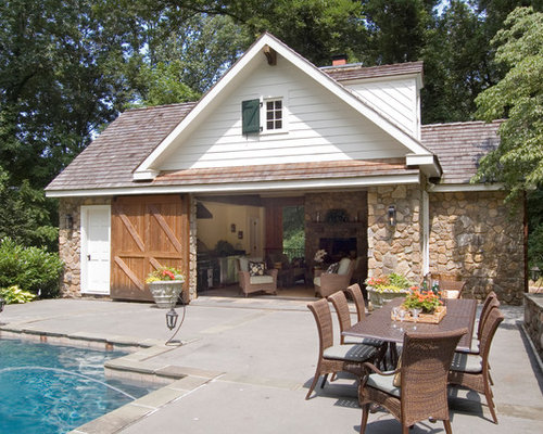 barn pool house photos - Pool House Designs Ideas