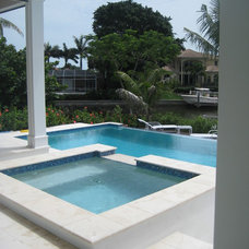 Tropical Pool by J. E. TUCKER, INC.