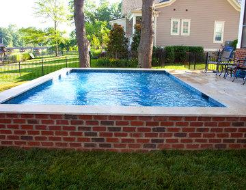 CPC Pools - Custom Concrete In ground Swimming Pool