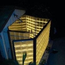 Modern Pool by Altona Custom Metal