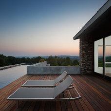 Modern Pool by Demetriades + Walker