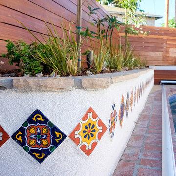 Culver City - Backyard Swimming Pool