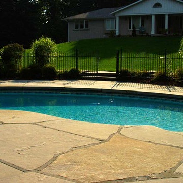 CURB APPEAL - GIANT FLAGSTONE
