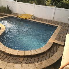 Custom 12x18 Pool