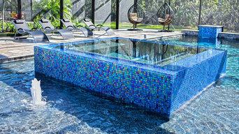Custom Awesome Pool & Spa