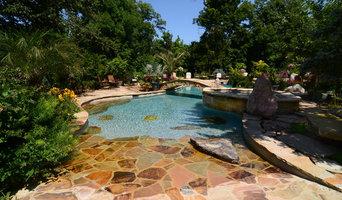 Custom Gunite Swimming Pool
