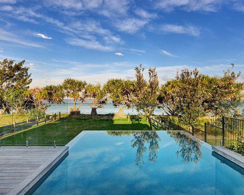 Infinity Pool Deutschland outdoor design ideas renovations photos