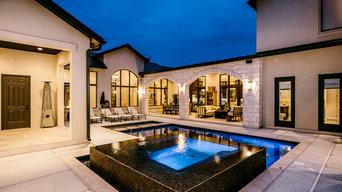 Custom Home: Private Rd. FAR I Fair Oaks, Texas